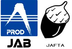 JAB認証ロゴ