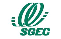 SGEC認証ロゴ